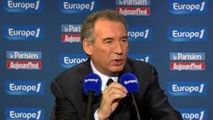 François Bayrou sur Europe 1 (24 janvier 2010)