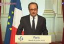 """Hollande : """"Attaquer une église, c'est profaner la République"""""""