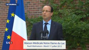 Hollande promet une réforme sur les soins palliatifs