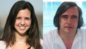 Laetitia et Pascal Jarty, candidats à Bordeaux