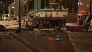 Le 13 heures du 22 décembre 2013 : Accident de tramway en Seine-Saint-Denis - 106