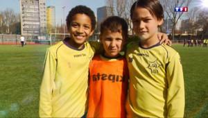 Le 20 heures du 18 mars 2015 : Maccabi Paris, un club de foot pour jouer et vivre ensemble - 1935.256