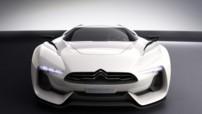 Le concept GT by Citroën au Mondial de la simulation