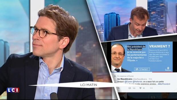 Pour les 4 ans du mandat de François Hollande, l'Élysée publie une rétrospective sur la Toile