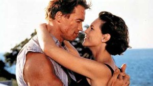 True Lies de James Cameron, Arnold Schwarzenegger et Jamie Lee Curtis