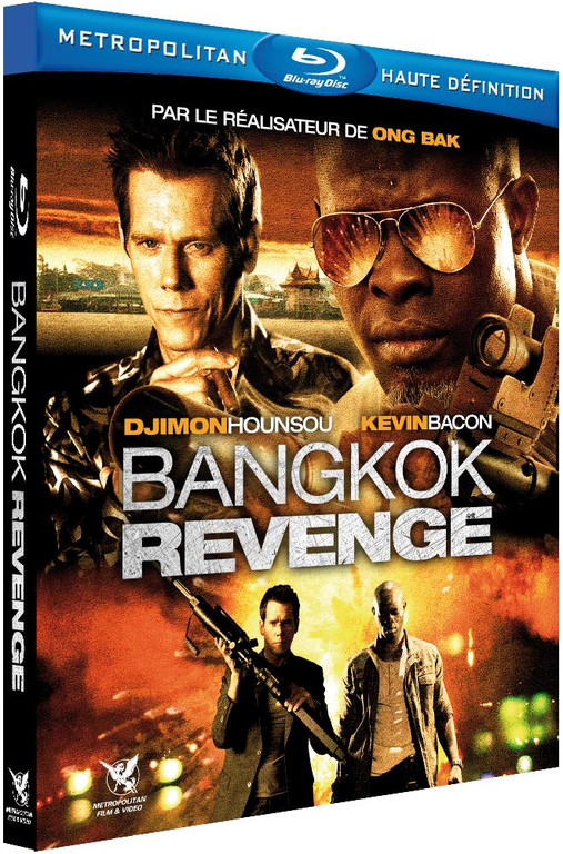 Bangkok Revenge | FileCloud | Blu-Ray 720p | 2011  | Lien Rapide