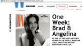 Les photos d'Angelina Jolie ne font pas que des heureux