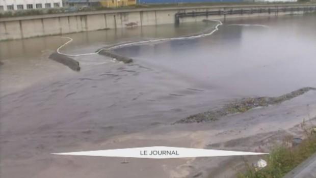 Après la fuite d'un oléoduc, la crainte d'une marée noire se profile en Italie