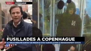 Attentats à Copenhague : recueillements et interrogations après un week-end noir