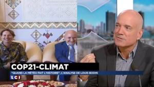 """Climat : """"On va dans le bon sens"""", dit Louis Bodin"""