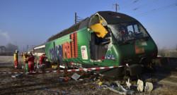 Deux trains sont entrés en collision en Suisse après le non-respect d'un signal