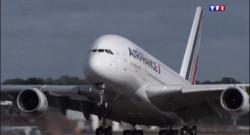 Le 20 heures du 5 septembre 2015 : Nouvelles turbulences chez Air France - 1244