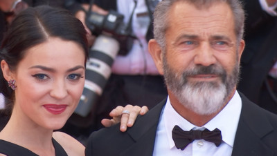 mel gibson cannes