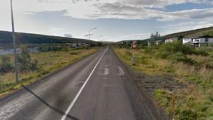 Une voiture Google se photographie en excès de vitesse en Islande.