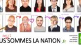 """""""Nous sommes la Nation"""", la campagne pour lutter contre l'islamophobie"""