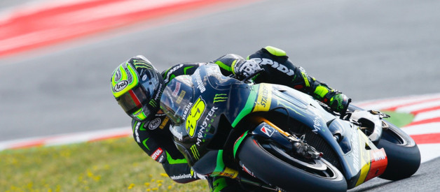 crutchlow catalunya warm-up
