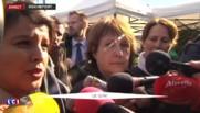 """2 accidents mortels de cars scolaires en 2 jours : Vallaud-Belkacem évoque """"la loi des séries"""""""