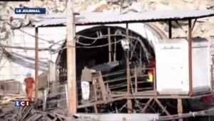 400 personnes prises au piège par l'effondrement d'une mine en Turquie