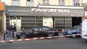 Deux morts dans une fusillade dans une discothèque à Lille