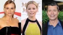 Diane Kruger, Elizabeth Banks, Emmanuel Carrère, trois des huit jurés de le Mostra de Venise 2015