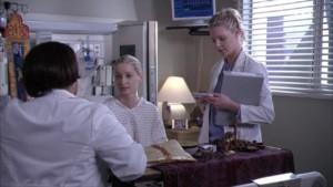 Grey's anatomy - Episode 4 Saison 02 - Faux semblants
