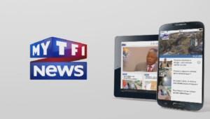 L'application MYTF1News est téléchargeable gratuitement.