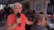 Le 20 heures du 29 juillet 2015 : Pendant les vacances, les Français n'hésitent pas à pousser la chansonette - 1975