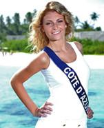 Miss Cote d'Azur 2010 - Marine Laugier - Election candidate Miss France 2011- © SIPA - Interdit à toute reproduction, téléchargement ou stockage