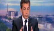 """Sarkozy : """"Je propose la dissolution immédiate des groupes d'ultra-gauche"""""""