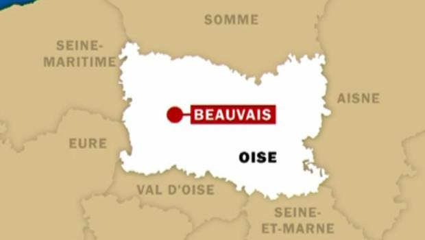 Tf1 / LCI La carte de Beauvais