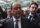 """Vente de Rafale à l'étranger : """"Des contacts très sérieux avec des pays"""", assure Hollande"""