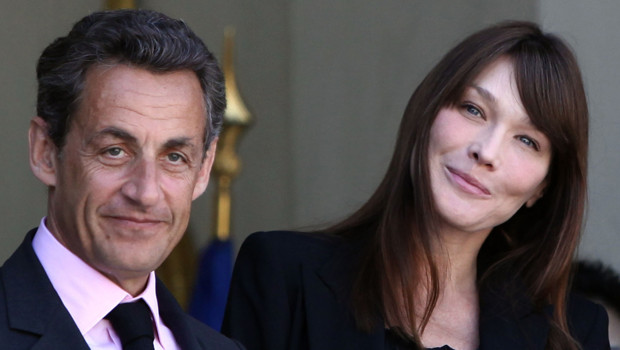 Carla Bruni Sarkozy Nicolas Sarkozy