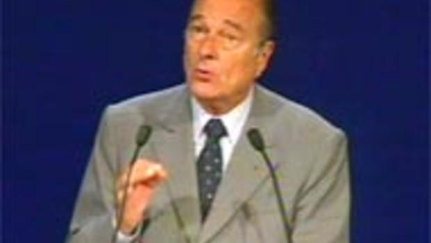 chirac discours peep