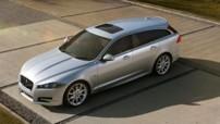 Jaguar XF Sportbrake 2012