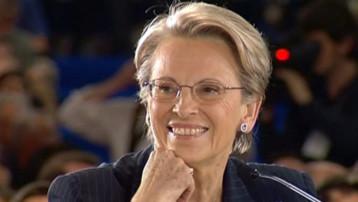 TF1-LCI : Michèle Alliot-Marie lors du premier forum de l'UMP le 9 décembre 2006