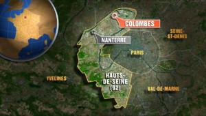 """Le 13 heures du 16 janvier 2015 : Prise d%u2019otages à Colombes : """"On a vu les gens sortir en courant"""" - 577.362"""
