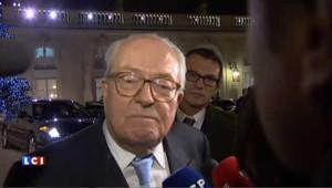 """Le Pen : """"si j'avais les signatures, je le prouverais aux banques"""""""