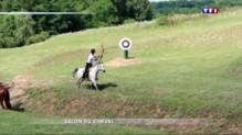 Le tir à l'arc à cheval, héritage des guerriers mongols