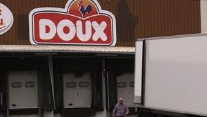Le volailler Doux, placé en redressement judiciaire le 1er juin 2012.