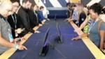 Lors de la conférence Google I/O, les développeurs ont pu découvrir le tissu connecté permettant de commander des objets au toucher