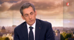 Nicolas Sarkozy sur France 2 le 21 janvier 2015