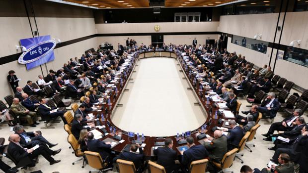 OTAN à Bruxelles.