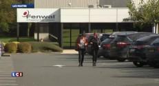 Santé: les employés de Fenwal manifestent pour sauver 338 emplois