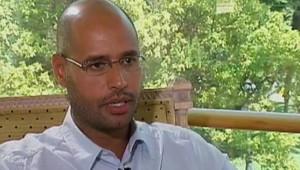 TF1 / LCI Seif Al-Islam, fils du colonel Kadhafi