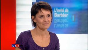 LCI - Nathalie Arthaud est l'invitée politique de Christophe Barbier