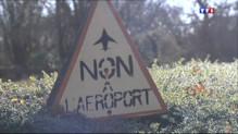 Le 13 heures du 22 décembre 2013 : Notre-Dames-des-Landes : bient�ne reprise des travaux de l'a�port ? - 193.1298197479248