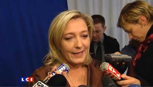 Marine Le Pen (FN)