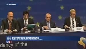 """Mort de jacques Barrot : """"Un homme politique généreux"""" selon Bussereau"""