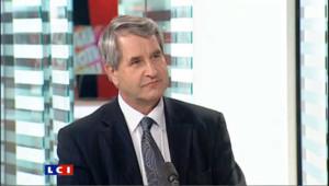 Philippe Richert, ministre chargé des Collectivités territoriales
