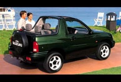 Photo 1 : GRAND VITARA CAB - 1999